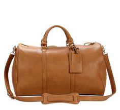 Cassidy Vegan Weekender. This bag is divine.