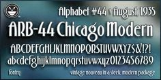 ARB 44 Chicago Moder