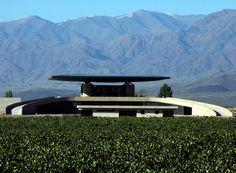 Bórmida-Yanzón // O. Fournier Winery // Mendoza, Argentina