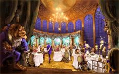Be Our Guest Restaurant Menu and Reservations Info