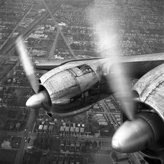 Traveling by Air (1957) |  Photographer Nick Dewolf