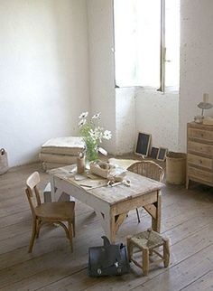 Natural child's room, soft and beautiful #kids #decor