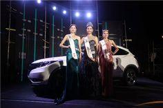 Du Yang Crowned Miss World China 2014
