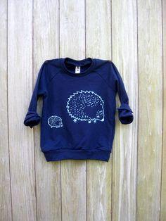me and mama Hedgehog Sweatshirt