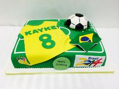 Cake By Design Doral : FIFA party on Pinterest World Cup, World Cup 2014 and ...