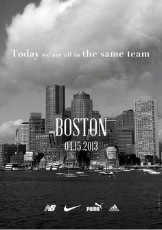 Boston 2013: Never Forget