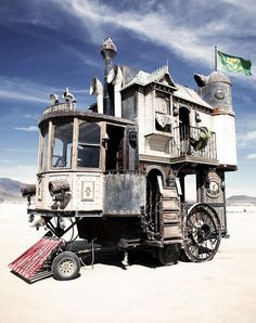 Neverwas Haul at Burning Man. -- WOW! Just WOW...