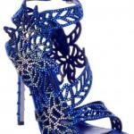 Jeweled Sandals & Bedazzled Shoes - Accessorized Designer Footwear For Women Jeweled Sandal