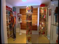 Niel Taylor's Vintage Barbie Collection