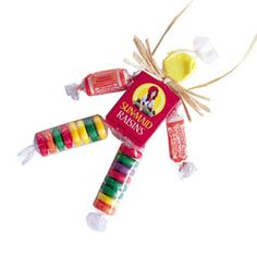 Scarecrow Candy Necklace