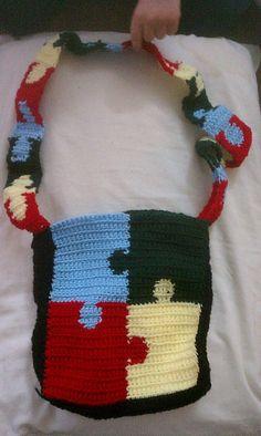 Crochet Patterns for Autism Awareness on Pinterest ...