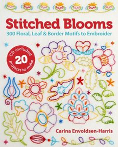 Stitched Blooms: 300