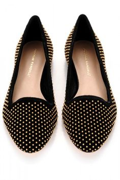 Studded Loafer.