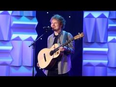 Ed Sheeran Performs 'All of the Stars' - YouTube
