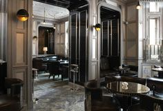 David Collins - The Connaught Bar