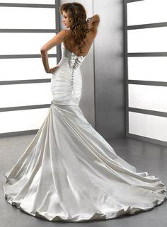 #love this dress by #sotteromidgley. #wedding #bride Find @thebridalcottage