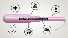 The Swiss Army Tampon: A Life-Saving Wilderness Survival Tool.