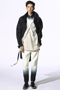 3.1 Phillip Lim #Spring 2012 #Menswear #fashion