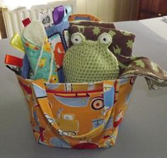 Baby Gifts & Custom Sewn Bag - sew-whats-new.com