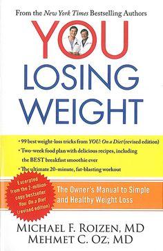 Dr. Oz Weight Loss