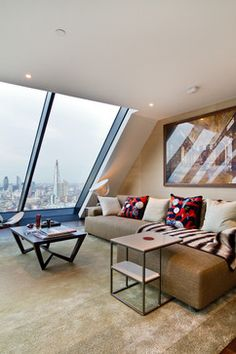 Strata Penthouse by Chris Snook