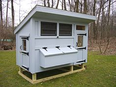 Free Chicken Coop Plans from BarnToolBox.com