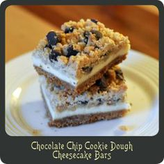 chocolate chips, chocolates, cheesecakes, cheesecake bars, cooki cheesecak, cookie dough, chocol chip, chip cooki, cheesecak bar