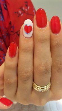 St.Valentine Nail