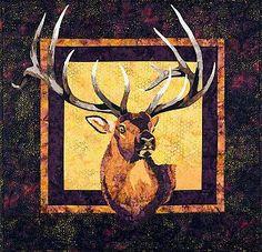 Deer applique