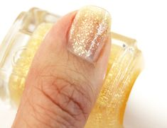 Essie: As Gold as it Gets