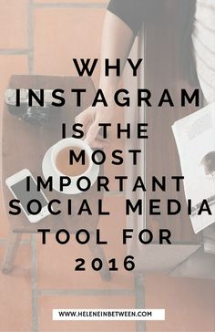 Why Instagram is the