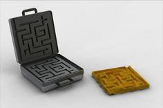 waffle maze