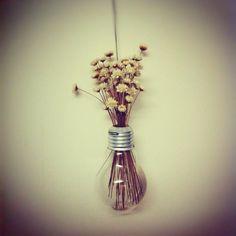 Lamp vase! :)