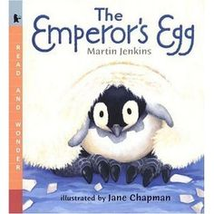 great book about emperor penguins ...could compare with Tacky the penguin for fiction vs. non-fiction