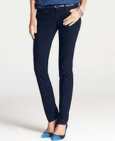 """Modern Slim Corduroy Pants - Streamline your style: our new wear-with-all slim cords are designed in chic colors and super-soft corduroy so you can get a leg up on the season. Sits low on the waist. Our more lean fit, lean through the hip and thigh with a slight ease at the back. Front zip with button closure. Belt loops. Classic five-pocket styling. 32"""" inseam."""