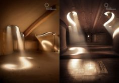 view from the inside of a violin...can i live in there?