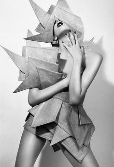 Fashion. Angles