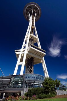 The Seattle Space Needle!