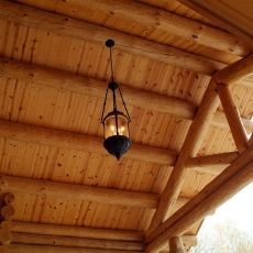 Pin by voyageur lumber on homes by ely contractors pinterest for Tongue and groove roof decking