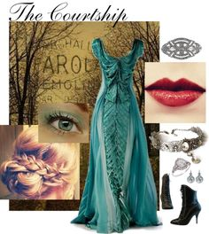 """The Courtship"" by adsams on Polyvore"