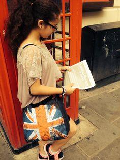 #ReadEverywhere London