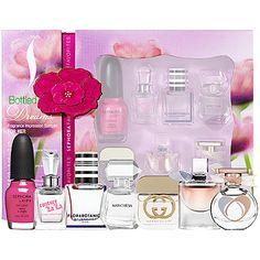 Mother's Day Gift Ideas: Sephora Favorites Bottled Dreams Fragrance Impression Sampler For Her #sephora #mothersday