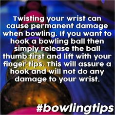 What's your most useful #bowling tip? #GoBowling