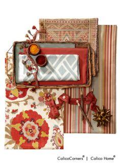 Kaleidoscope Fabric Collection