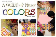 Here is a great collaborative project from our October 2012 issue. color quilt