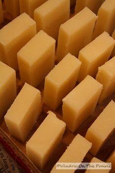Cold Process - Making Soap Part 2