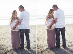 Chrystal Cienfuegos Photography Maternity Photography Beach Session
