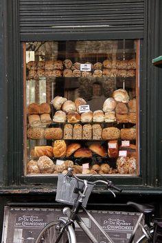 Bakery, Paris