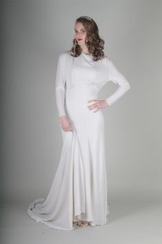 Vintage Wedding Dresses Dreams Are Made Of From Authentic Vintage Bridal