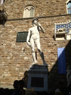 David, Michel-Ange : Firenze, Italy